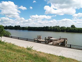 Transnistria - Dniester River in Bender