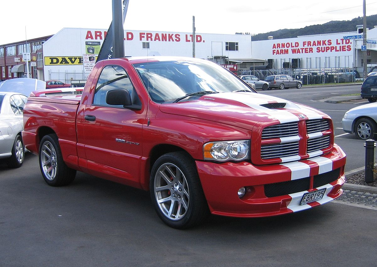 Dodge Ram SRT 10 on dodge viper srt 10