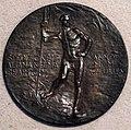Domenico trentacoste, medaglia ricordo della spedizione italiana nel mare artico del 1900.jpg