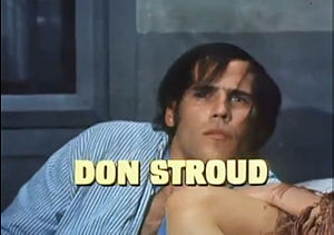 "Don Stroud - Stroud in trailer for ""Coogan's Bluff"", 1968."