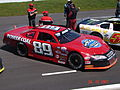 Donald Chisholm's Car at the 2007 IWK 250.JPG