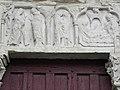 Donnemarie-Dontilly (77) Église N.D. Portail occidental 04.JPG