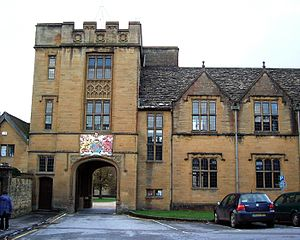 Sherborne School - The School
