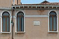 Dorsoduro Fondamenta San Sebastiano Sacra Famiglia a Venezia.jpg