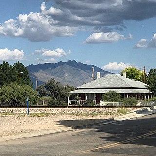 Willcox, Arizona City in Arizona, United States
