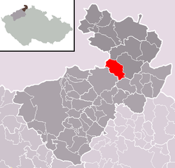 Location of Doubice