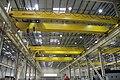 Double Girder Overhead Crane Indoors -- ORITCRANES.jpg