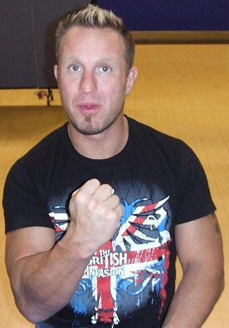 Doug Williams (wrestler) - Doug Williams at a TNA wrestling event in 2010.