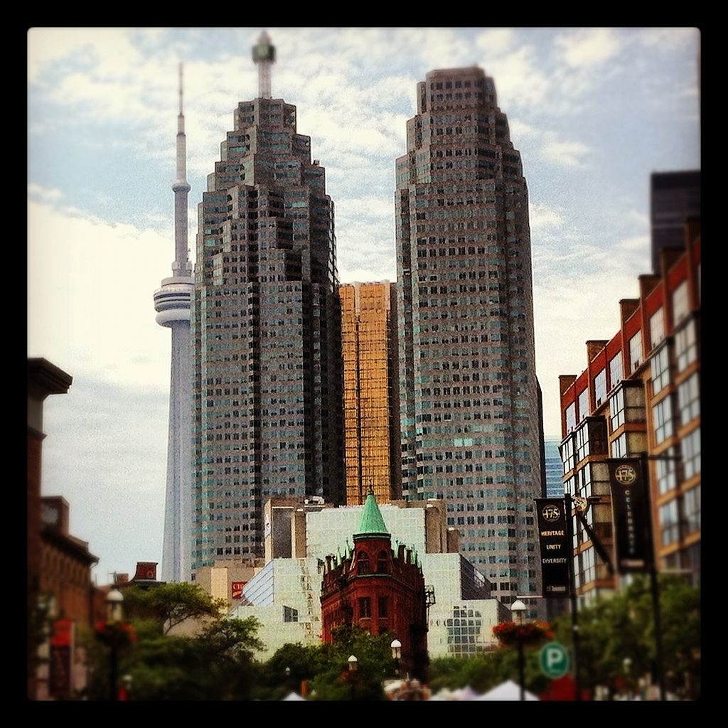 Toronto Canada Modern Houses: All The Interesting Things To See In Downtown Toronto