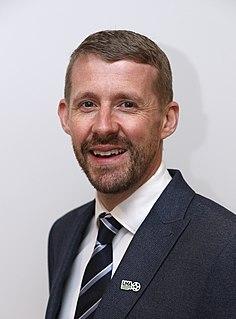Allan Johnston (psychiatrist) British sports psychiatrist