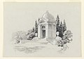 Drawing, Rendering of a Mausoleum, 1920 (CH 18419929).jpg