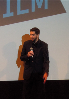 Drew Goddard at Cabin in the Woods Screening.png