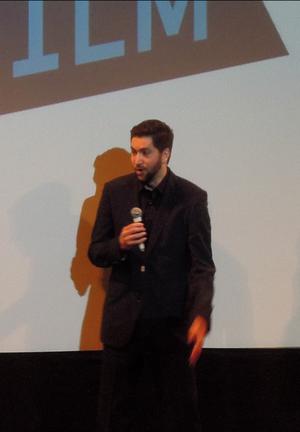 Drew Goddard - Goddard in 2012 at a The Cabin in the Woods screening