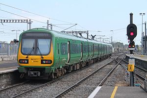 Rail transport in Ireland - 29000 Class DMU