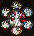 Dublin Christ Church Cathedral Passage to Synod Hall Window Fruit of the Spirit 2012 09 26.jpg