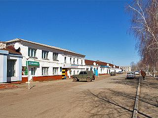 District in Saratov Oblast, Russia