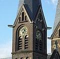 Duivendrecht kościół św. Urbana zegar.JPG