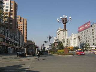 County-level city in Jilin, People