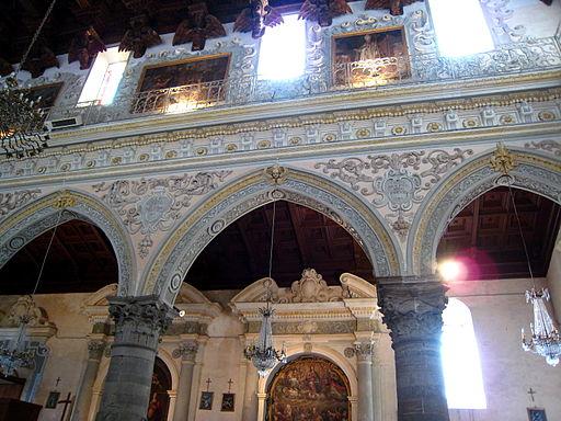 Duomo, interior (Enna)