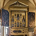 Duomo (Verona) - Interior - Nave right part - organ.jpg
