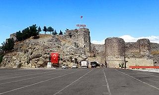 Eğirdir Castle