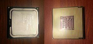 LGA 771 - Image: E5140