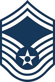 Senior Master Sergeant insignia