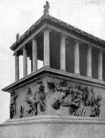 EB1911 Pergamum - Great Altar of Zeus (South Wing).jpg