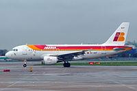 EC-KOY - A319 - Iberia
