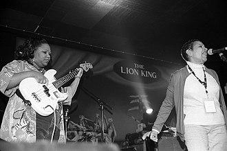 ESG (band) - ESG performing in 2014