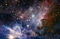 ESO's VLT reveals the Carina Nebula's hidden secrets - Eso1208a.jpg