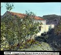 ETH-BIB-Linguaglossa, Westrand der Lava, ein Haus umfliessend-Dia 247-04620.tif