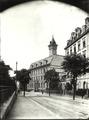 ETH-BIB-Zürich, ETH Zürich, altes Maschinenlaboratorium, Fassade Nord-Ost-Ans 00949.tif