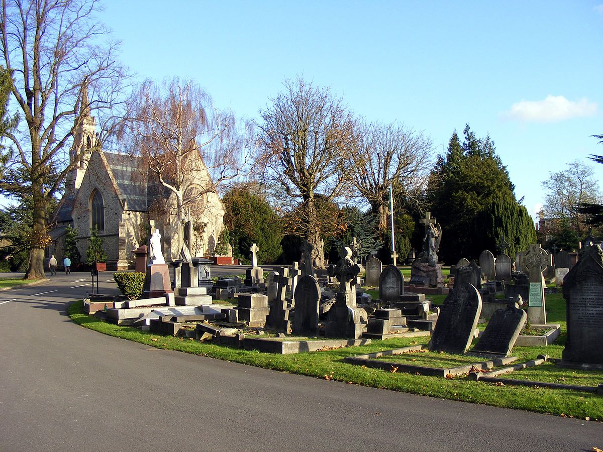 East Finchley Cemetery Wikipedia