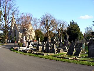 East Finchley Cemetery cemetery