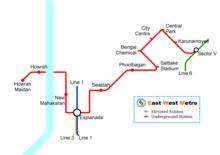 Kolkata Metro Line 2 - Wikipedia