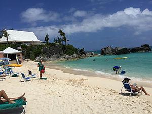 East Whale Bay beach (Fairmont Southampton Hotel), Bermuda