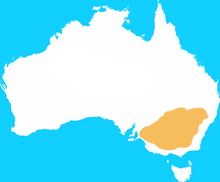 Eastern Hare Wallaby Distribution Map.png