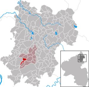 Ebernhahn - Image: Ebernhahn im Westerwaldkreis