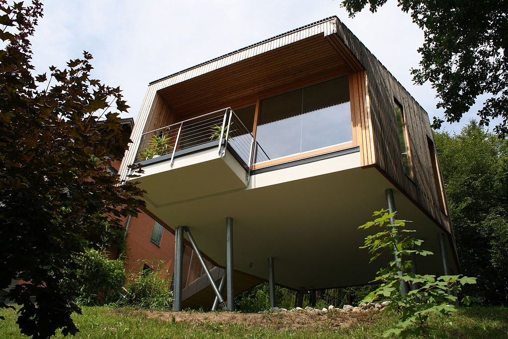 Eco Home Design Ideas: File:Ecohouse Near Faaker See, Austria.JPG