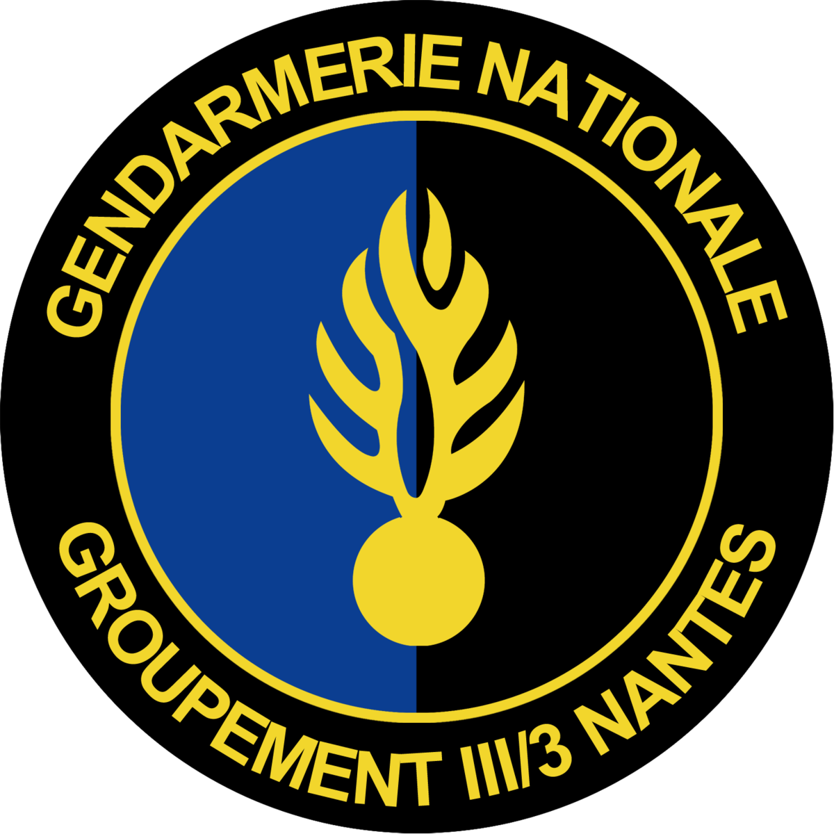 groupement iii 3 de gendarmerie mobile wikip dia. Black Bedroom Furniture Sets. Home Design Ideas