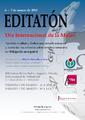 Editatón Día Internacional de la Mujer 2015 - Poster Valladolid.png