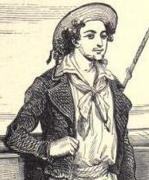 Edmond Dantès - Image: Edmond Dantès cropped