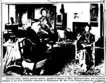 Edmund Dulac newspaper photo.png