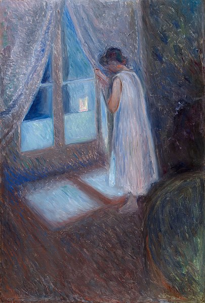 Fil:Edvard Munch - The Girl by the Window - 2000.50 - Art Institute of Chicago.jpg