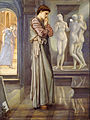 Edward Burne-Jones - Pygmalion and the Image - The Heart Desires - Google Art Project.jpg