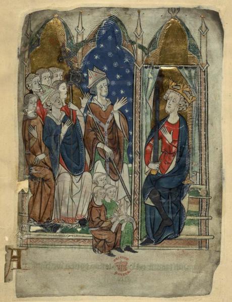 File:Edward I (Cotton MS Vitellius A XIII, fol. 6v).png