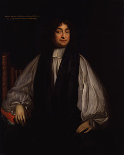 Edward Stillingfleet British bishop
