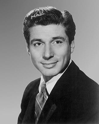 Efrem Zimbalist Jr. - Zimbalist in 1956