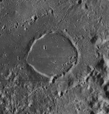 埃格德陨石坑